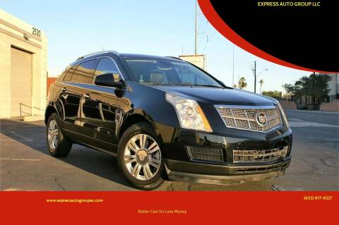 2010 Cadillac SRX for sale at EXPRESS AUTO GROUP in Phoenix AZ