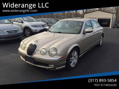 2003 Jaguar S-Type for sale at Widerange LLC in Greenwood IN