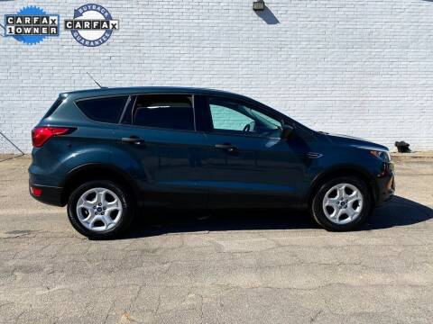 2019 Ford Escape for sale at Smart Chevrolet in Madison NC