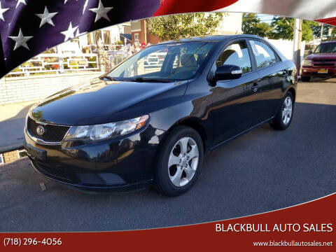 2010 Kia Forte for sale at Blackbull Auto Sales in Ozone Park NY