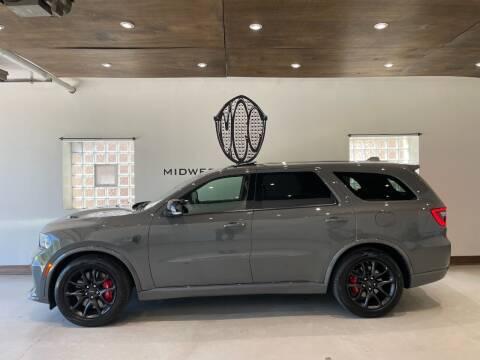2021 Dodge Durango for sale at Midwest Car Connect in Villa Park IL