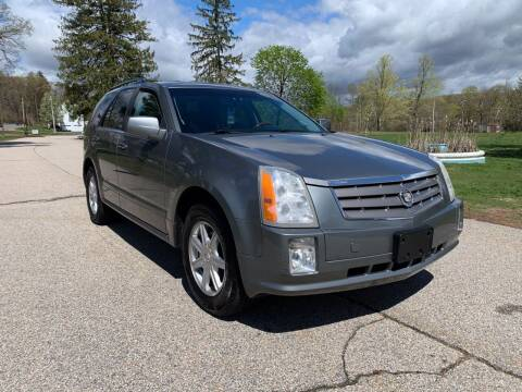2005 Cadillac SRX for sale at 100% Auto Wholesalers in Attleboro MA