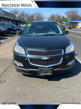 2012 Chevrolet Traverse for sale at Manchester Motors in Manchester CT