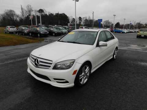 2011 Mercedes-Benz C-Class for sale at Paniagua Auto Mall in Dalton GA