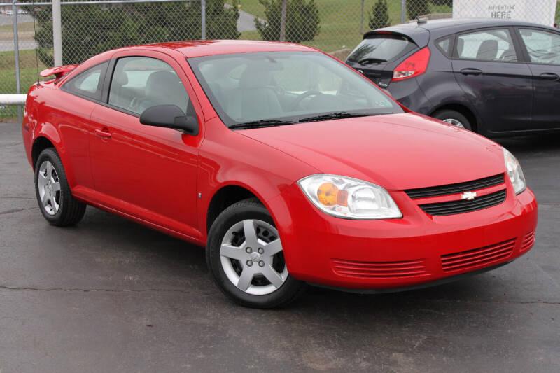 2007 Chevrolet Cobalt for sale at Dan Paroby Auto Sales in Scranton PA