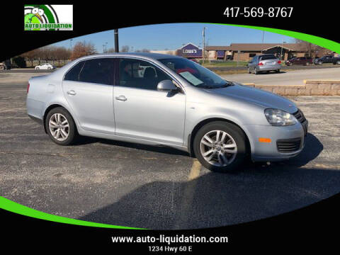 2006 Volkswagen Jetta for sale at Auto Liquidation in Republic MO