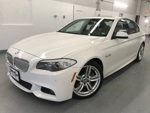 2013 BMW 5 Series for sale at TOWNE AUTO BROKERS in Virginia Beach VA