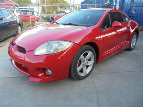2007 Mitsubishi Eclipse for sale at Automax Wholesale Group LLC in Tampa FL