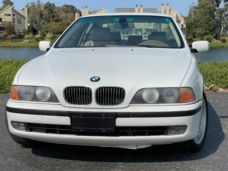 2000 BMW 5 Series for sale at Continental Car Sales in San Mateo CA