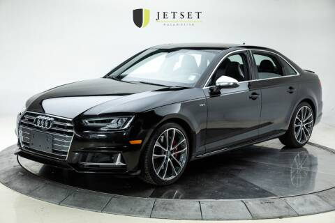 2018 Audi S4 for sale at Jetset Automotive in Cedar Rapids IA