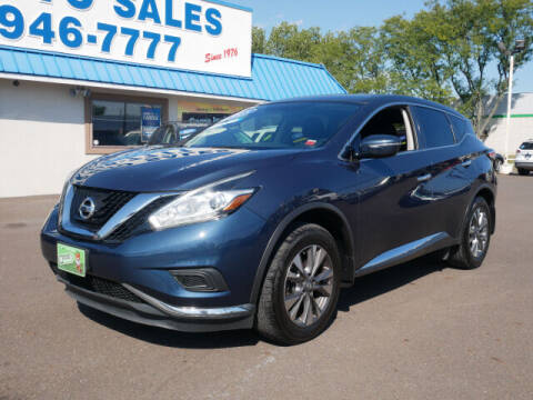 2015 Nissan Murano for sale at B & D Auto Sales Inc. in Fairless Hills PA