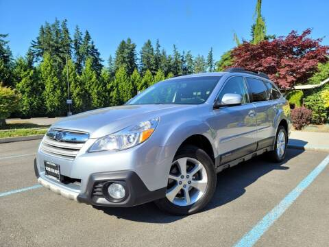 2014 Subaru Outback for sale at Silver Star Auto in Lynnwood WA