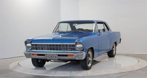 1967 Chevrolet Nova for sale at Mershon's World Of Cars Inc in Springfield OH