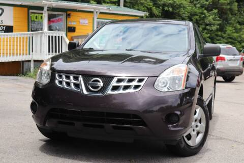 2013 Nissan Rogue for sale at Go Auto Sales in Gainesville GA