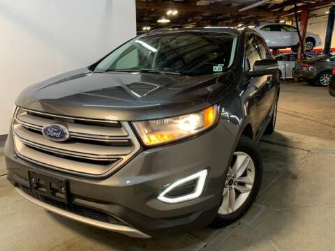 2018 Ford Edge for sale at M Sport Motorcar in Hillside NJ