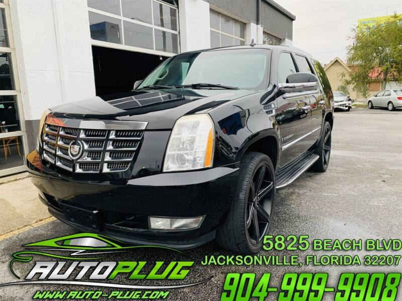 2007 Cadillac Escalade for sale at AUTO PLUG in Jacksonville FL