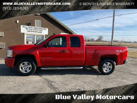 2008 Chevrolet Silverado 1500 for sale at Blue Valley Motorcars in Stilwell KS