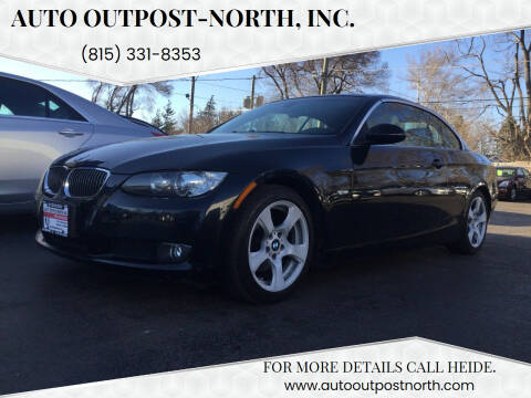 2007 BMW 3 Series for sale at Auto Outpost-North, Inc. in McHenry IL