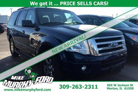 2008 Ford Expedition for sale at Mike Murphy Ford in Morton IL