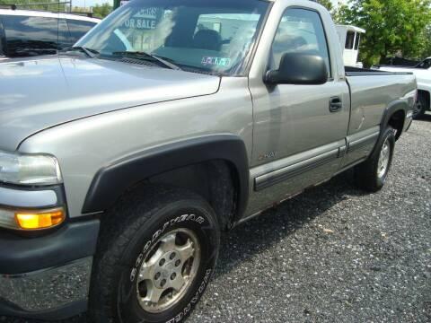 2002 Chevrolet Silverado 1500 for sale at Branch Avenue Auto Auction in Clinton MD