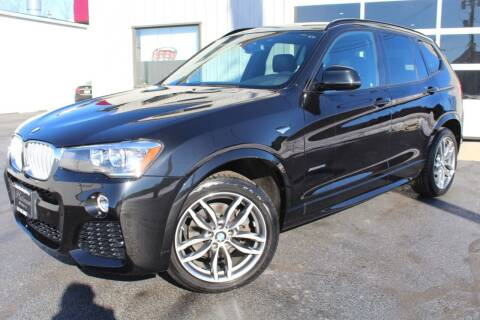 2017 BMW X3 for sale at Platinum Motors LLC in Reynoldsburg OH