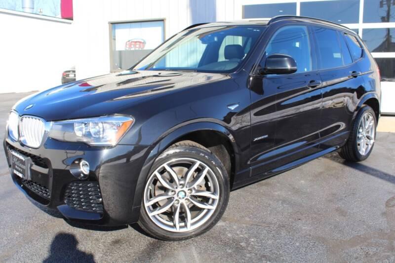 2017 BMW X3 for sale at Platinum Motors LLC in Reynoldsburg OH