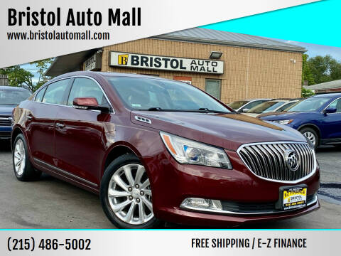 2015 Buick LaCrosse for sale at Bristol Auto Mall in Levittown PA