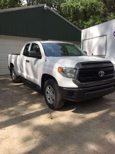 2016 Toyota Tundra for sale at Wholesale Auto Plus, LLP. in Montgomery AL