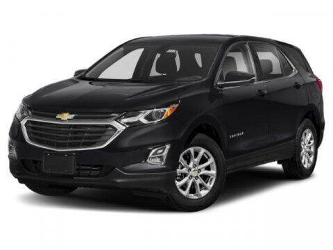 2018 Chevrolet Equinox for sale at J T Auto Group in Sanford NC