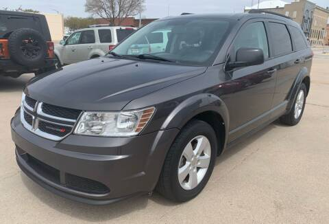 2015 Dodge Journey for sale at Spady Used Cars in Holdrege NE