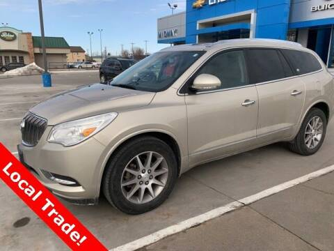 2016 Buick Enclave for sale at Heath Phillips in Kearney NE