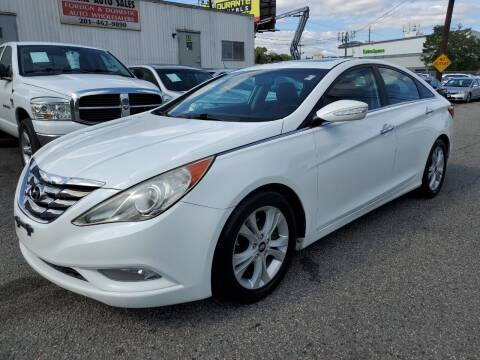 2011 Hyundai Sonata for sale at MENNE AUTO SALES in Hasbrouck Heights NJ