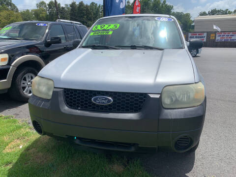 2006 Ford Escape for sale at Cars for Less in Phenix City AL