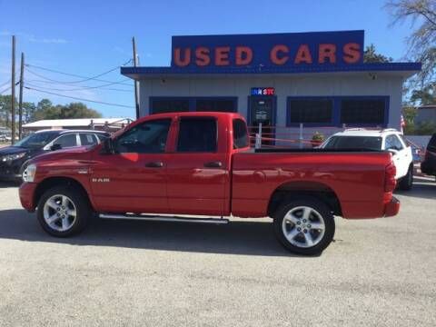 2008 Dodge Ram Pickup 1500 for sale at Your Car Store in Conroe TX