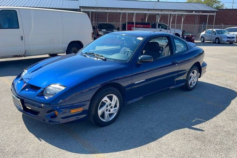 2001 Pontiac Sunfire for sale at Millennium Motorcars in Yorkville IL
