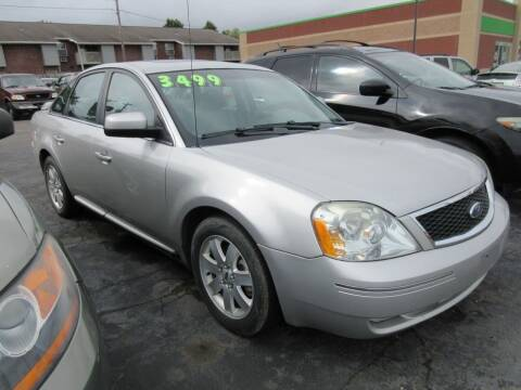 2006 Ford Five Hundred for sale at Fox River Motors, Inc in Green Bay WI