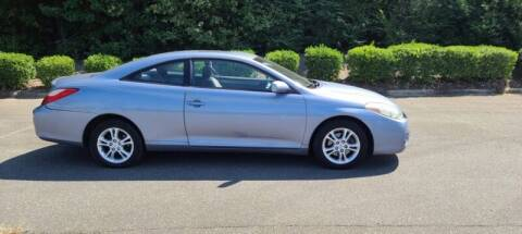 2007 Toyota Camry Solara for sale at Unity Auto Sales Inc in Charlotte NC