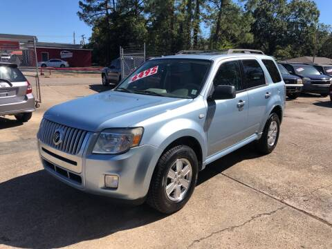 2009 Mercury Mariner for sale at Baton Rouge Auto Sales in Baton Rouge LA