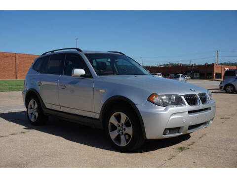 2006 BMW X3 for sale at Autosource in Sand Springs OK
