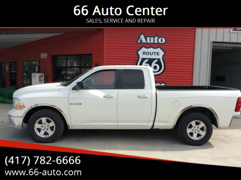 2009 Dodge Ram Pickup 1500 for sale at 66 Auto Center in Joplin MO