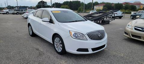 2016 Buick Verano for sale at Kelly & Kelly Supermarket of Cars in Fayetteville NC