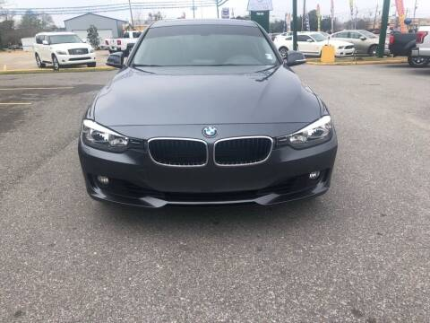 2014 BMW 3 Series for sale at Southeast Auto Inc in Walker LA