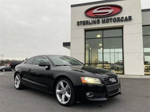 2012 Audi A5 for sale at Sterling Motorcar in Ephrata PA