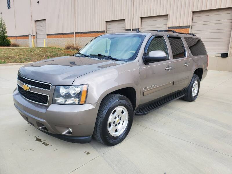 2012 Chevrolet Suburban for sale at 601 Auto Sales in Mocksville NC