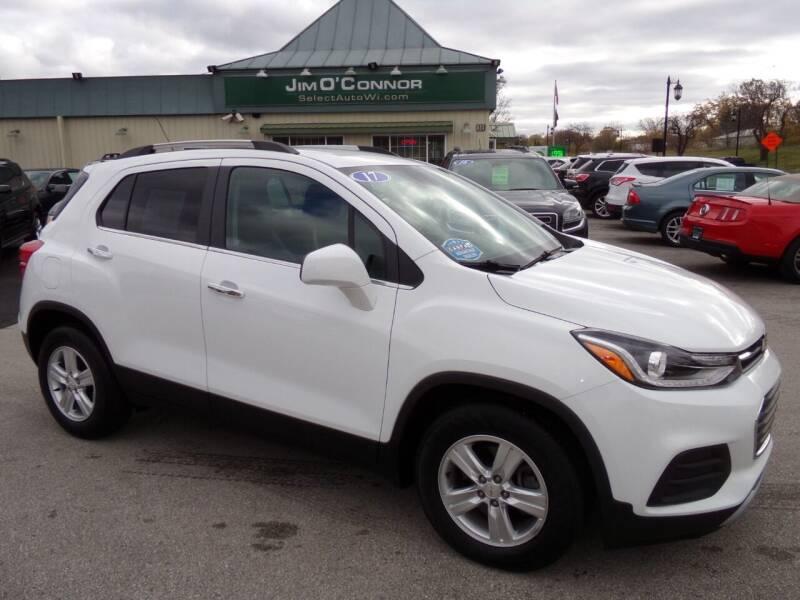 2017 Chevrolet Trax for sale at Jim O'Connor Select Auto in Oconomowoc WI