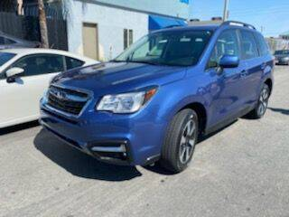 2018 Subaru Forester for sale at Ournextcar/Ramirez Auto Sales in Downey CA