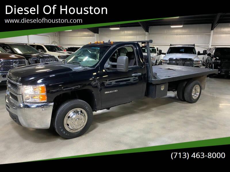 2010 Chevrolet Silverado 3500HD for sale at Diesel Of Houston in Houston TX