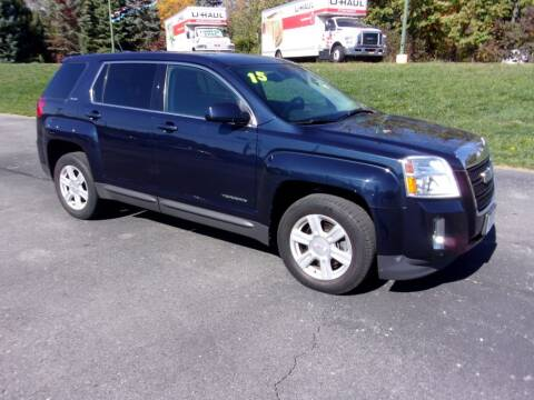 2015 GMC Terrain for sale at Birmingham Automotive in Birmingham OH