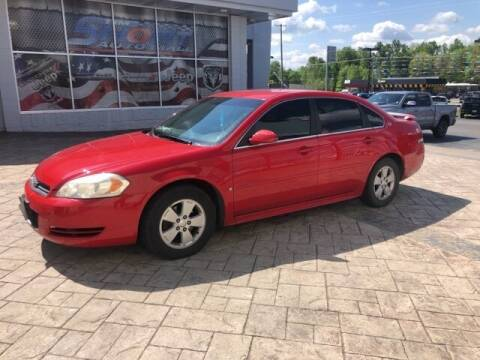 2009 Chevrolet Impala for sale at Tim Short Auto Mall in Corbin KY