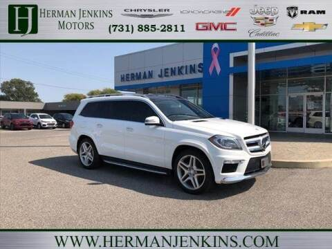2014 Mercedes-Benz GL-Class for sale at Herman Jenkins Used Cars in Union City TN